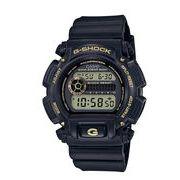 【特価】カシオG-SHOCK海外モデル ブラック ゴールド  DW-9052GBX-1A9