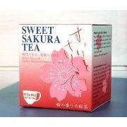 桜咲く・春のひと品♪スイートさくらティー◇紅茶【便利なティーパッグ】