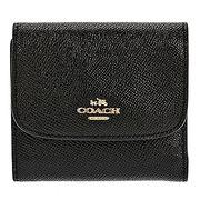 COACH コーチ F87588/IMBLK/1 三つ折り財布
