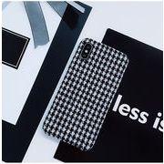 千鳥柄iPhone ケース 携帯ケース チェック柄 iPhoneXS Maxカバー