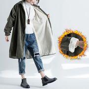 レディースアウター3色 カーディガン コート  シャツ 裏ボア 起毛 通勤 通学 人気 ファッション