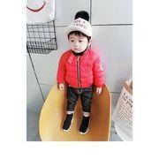 赤ちゃん 冬服 新しいデザイン 男女 赤ちゃん 息子 手厚い コットンコート コットン
