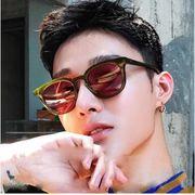 7色★夏新品★サングラス/眼鏡★ファッションUV対策★ファッション★新柄