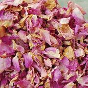 乾燥ダマスクローズ 花びら 200g (食用可) ハーブティーやアロマバスに