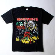 ロックTシャツ Iron Maiden アイアン メイデン The Number Of The Beast