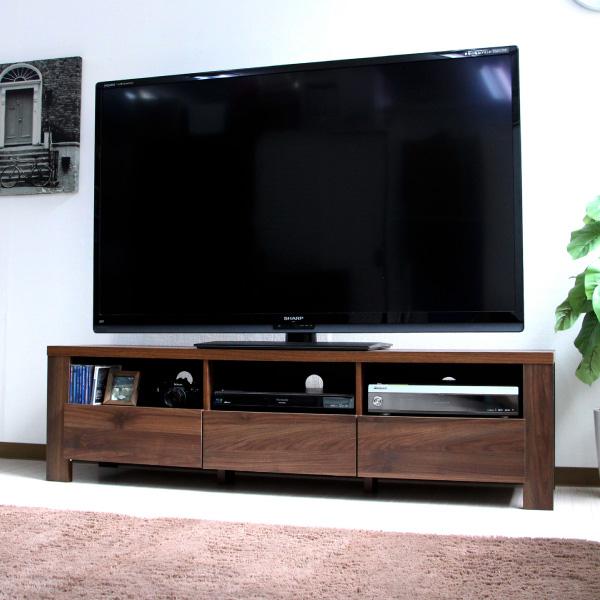 【6/中】テレビ台 60インチ液晶TV対応 TV台 150cm幅 ROMEO