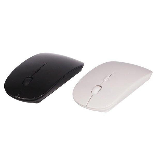 超薄型2.4GHzのワイヤレスマウスwireless mouse光学式マウス レシーバー付き ドライバー不要 簡単設定