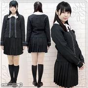 ■送料無料■英真学園高等学校 冬制服 サイズ:M/BIG
