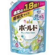 ボールドジェル アクアピュアクリーンの香り つめかえ用超特大サイズ 1260G【 P&G 】【 衣料用洗剤 】