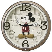 SEIKO セイコー 掛け時計 ミッキーマウス アナログ 6曲メロディ FW576B