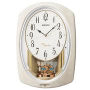 SEIKO セイコー 掛け時計 電波 アナログ トリプルセレクション メロディ AM261A