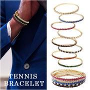 ENUOVE イノーヴェ 好きに テニスブレスレット ブレス ラインストーン BRIO COLLECTION 4 タイプ