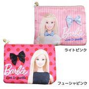 ☆★大特価★☆ Barbie フラットポーチ