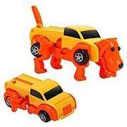 変形ドライブカー 犬 イエロー