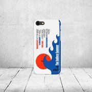 【ブルース・ブラウンフィルム】iPhone7 & 8ケース・The Endless Summer (エンドレスサマー)・ウェーブ