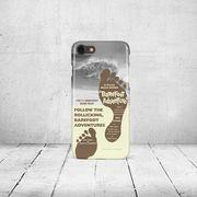 【ブルース・ブラウンフィルム】iPhone7 & 8ケース・Barefoot Adventure (ベアフットアドベンチャー)