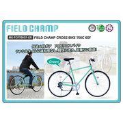 (在庫限り)FIELDCHAMP CROSSBIKE 700C 6SF グリーン 品番MG-FCP700CF-GR(代引不可)