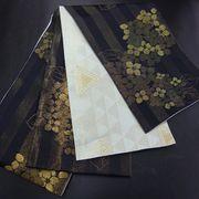【2018年版:新作決定版】夏のゆかた半巾帯。