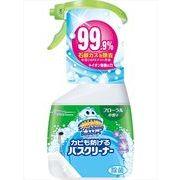 スクラビングバブルカビも防げるバスクリーナーフローラルの香り本体 400ML【 ジョンソン 】