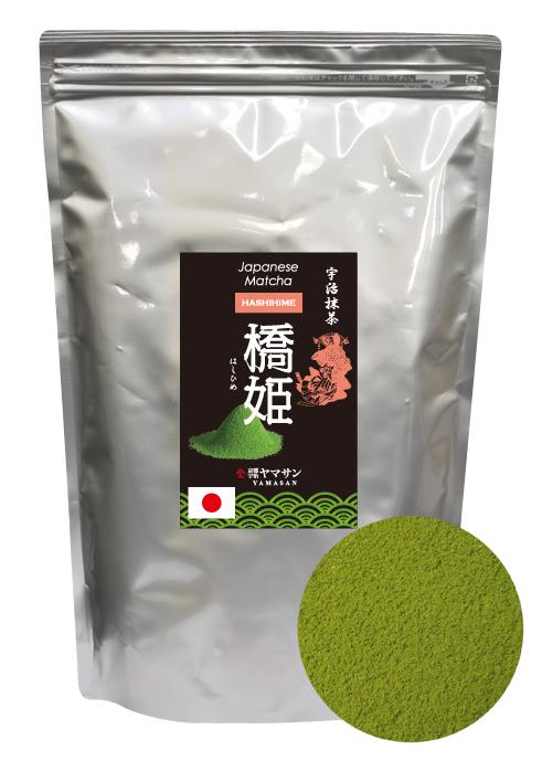 宇治抹茶 -橋姫- 業務用1kg