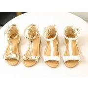 新品★★  ファッション シューズ★  キッズ靴 ★単靴 26-36