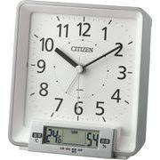 【訳あり特価品】シチズン製 目覚まし時計「ナビゲートケア」8REA25-097-019