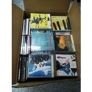 中古CD100枚+15枚まとめ売り 多数ジャンル 1箱売り