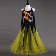 社交ダンスドレス/ モダンドレス ラテンドレス 競技ドレス 193