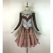 社交ダンスドレス/ モダンドレス ラテンドレス 競技ドレス 201