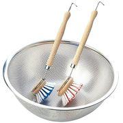 【ヨーロッパのベストセラー】ざる・食器洗い(大)