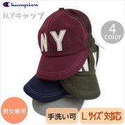 秋冬 【Champion】N.Yキャップ 4color