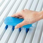 【掃除の達人】風呂ブタ洗いブラシ
