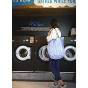 clean laundry ランドリーバッグL