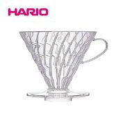 「公式」V60 透過ドリッパー03 クリア_HARIO(ハリオ)