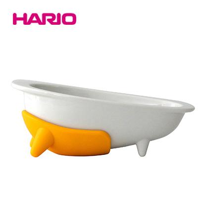 「公式」ワンコプレートN ホワイト 3PTS-WP-W_HARIO(ハリオ)