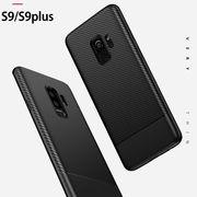 Galaxy S9 S9plusスマホ ケース 軽量 衝撃吸収 保護 スタイリッシュ ジャケットタイプ グリップ性 4色/