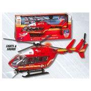 DARON/ダロン ニューヨーク市消防局 ライト & サウンド ヘリコプター
