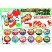 【6月】 ミニオンズ 丸型ケース入りスライム粘土 /スライム ミニオンズ 玩具 粘土