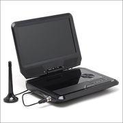 E-BALANCE 9インチ フルセグ搭載 ポータブルDVDプレーヤー EB-FD900T