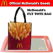 McDonald's FLY TOTE BAG【マクドナルド フライ トートバッグ】