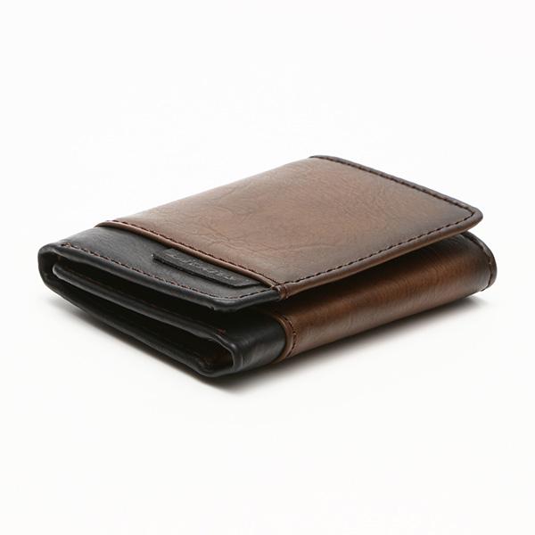 Dickies ディッキーズ  ツートーン牛革三つ折り財布 ワレット USA直輸入モデル