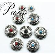 vnsh000152◆5000以上【送料無料】◆ボタン◆アンティーク コイン DIY服飾資材