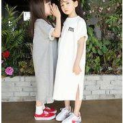 新入荷!!キッズファッション★★キッズ T ワンピース ★100cm-150cm/S-L