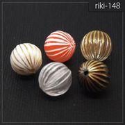 rikiビーズ【riki-148】モダンビーズ/ビーズパーツ/カラービーズ/ハンドメイド/手芸