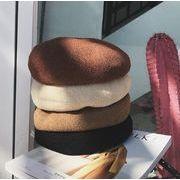 新品★キャップ★ハット★大人帽子★ベレー帽