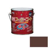 アサヒペン 油性スーパーコート 0.7L ショコラブラウン×5セット