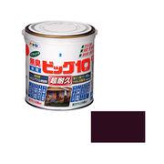 アサヒペン 水性ビッグ10多用途 241チョコレート色 0.7L×5セット