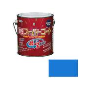 アサヒペン 油性スーパーコート 0.7L 空色×5セット
