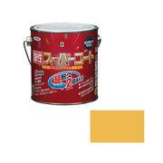 アサヒペン 油性スーパーコート 0.7L シトラスイエロー×5セット