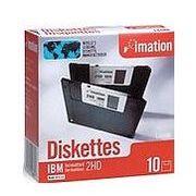 フロッピーディスク 3.5インチ imation 10枚入 USパッケージ